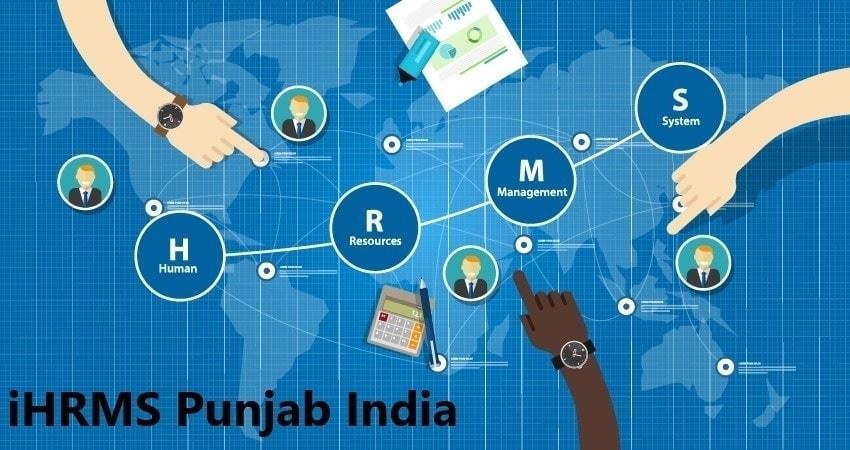 EHRMS Punjab Login   HRMS Punjab Employee Salary Slip Download October,2021