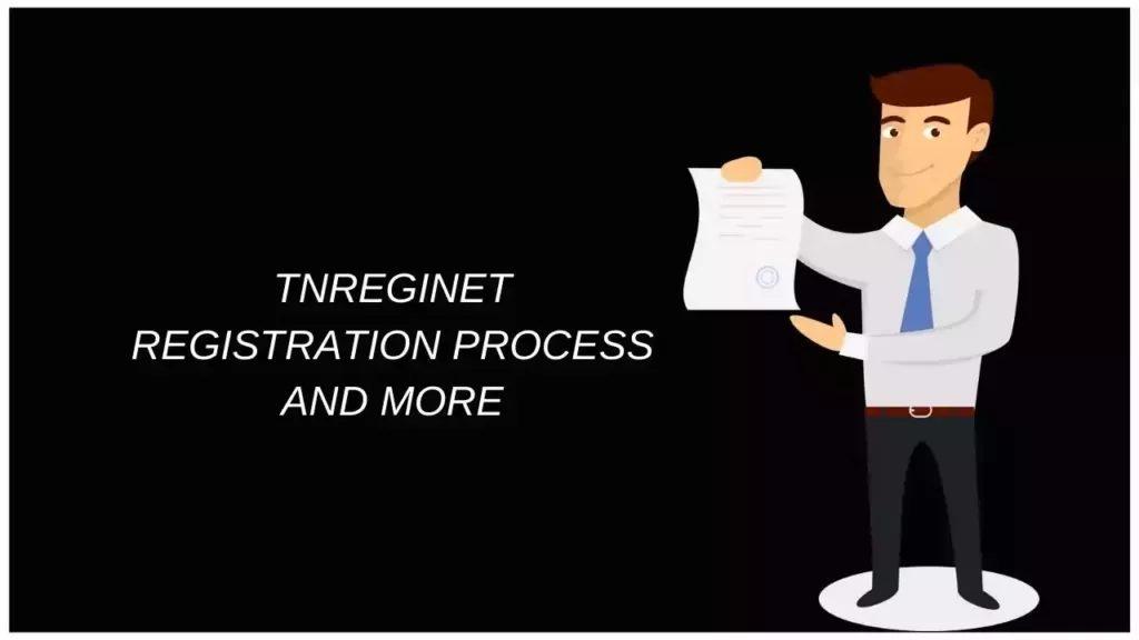 Apply For Tnreginet Document Online