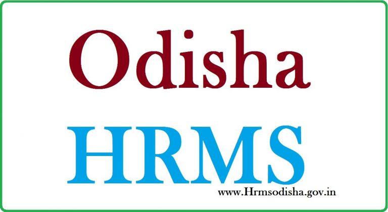 Hrms Odisha Payslip & Salary Slip, Status Check 2020 Login At Hrmsodisha.gov.in