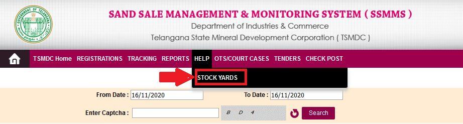 Ssmms Stock Yards