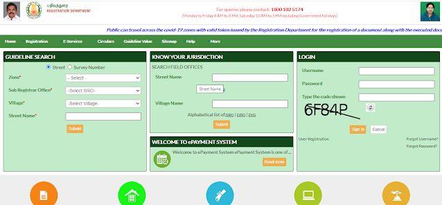 How To Apply For Tnreginet Document Online