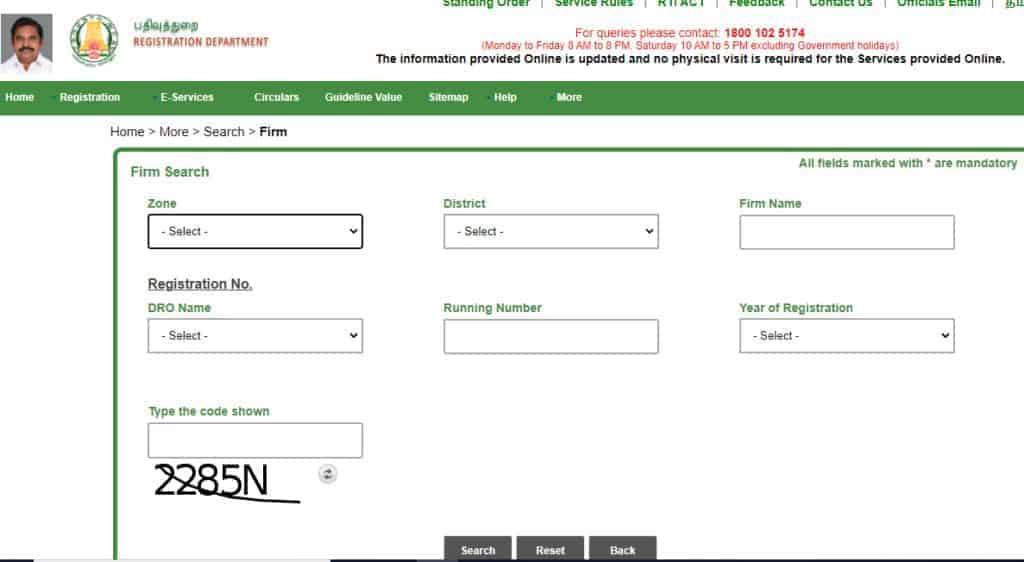 Tnreginet Search Firm