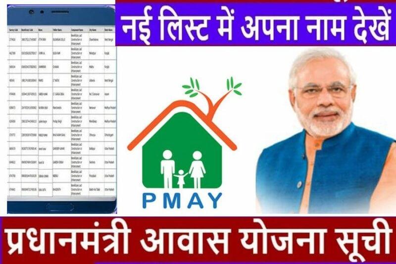Beneficiaries Under Pradhan Mantri Awas Yojana 2021-22(Pmay)