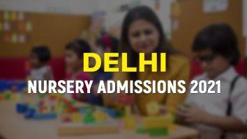 Delhi Nursery Admission 2021: Edudel Ews/Dg Admission Online