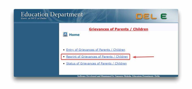 Reprint Of Grievances Of Parents Children