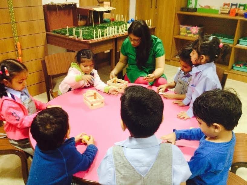 The Delhi Nursery Admission Registration Process Begins